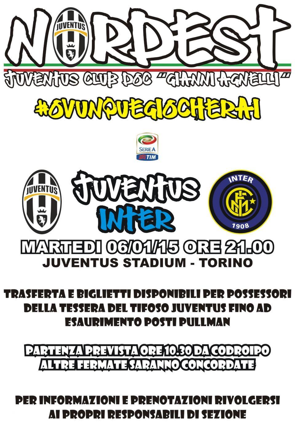 Juve - Inter 2015