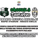 Sassuolo - Juve