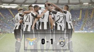 27/08/2016 - Serie A Tim - Lazio-Juventus 0-1