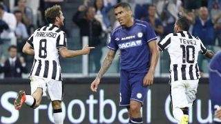 Juventus-Udinese 2-0 13/09/2014 Highlights
