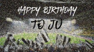 Happy 119th Juventus Day!