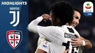 Juventus 3-1 Cagliari | La Juve fatica a portare a casa la decima vittoria del campionato | Serie A