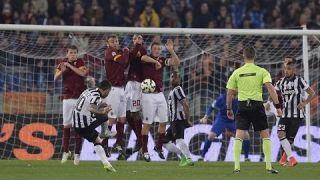 Roma-Juventus 1-1  02/03/2015