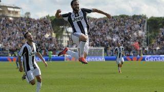 Juventus' best goals 2016