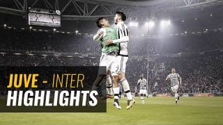 27/01/2016 - TIM Cup semi-final first-leg - Juventus-Inter 3-0