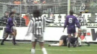 4/12/1994 - Serie A - Juventus - Fiorentina 3-2