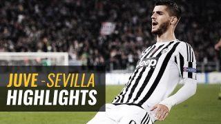 UEFA Champions League 2015/16 - 30/09/2015 - Juventus-Sevilla 2-0