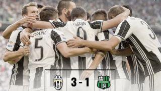 10/09/2016 - Serie A TIM - Juventus 3-1 Sassuolo