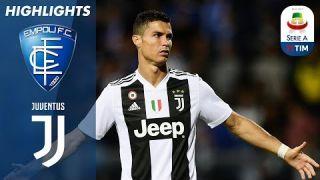 Empoli 1-2 Juventus | Rigore e magia, Ronaldo ribalta la situazione al Castellani | Serie A