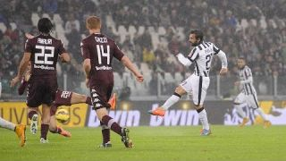 Juventus-Torino 2-1  30/11/2014  Highlights