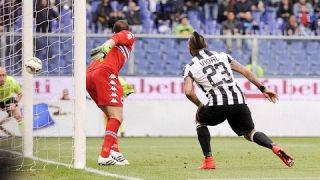 Sampdoria-Juventus 0-1 02/05/2015
