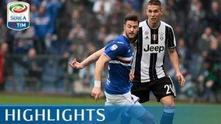 Sampdoria - Juventus - 0-1 - Highlights - Giornata 29 - Serie A TIM 2016/17