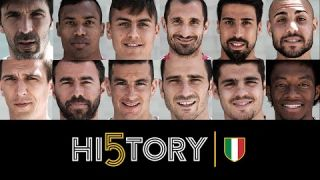 Thank you, Bianconeri - Grazie, tifosi della Juventus
