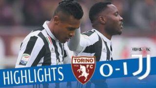 Torino - Juventus 0-1 - Highlights - Giornata 25 - Serie A TIM 2017/18