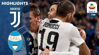 Juventus 2-0 Spal | Ci pensano ancora loro: CR7 e Mandžukić affondano la Spal a Torino | Serie A