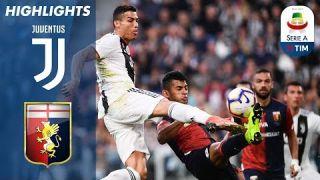 Juventus 1-1 Genoa | CR7 non basta, finisce pari Juventus - Genoa | Serie A