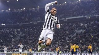 Juventus-Verona 4-0   18/01/2015   Highlights