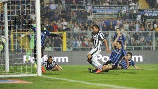 Atalanta-Juventus 0-3 27/09/2014 Highlights