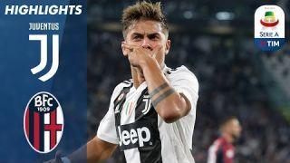 Juventus 2-0 Bologna | Questa Juve Sa Solo Vincere | Serie A